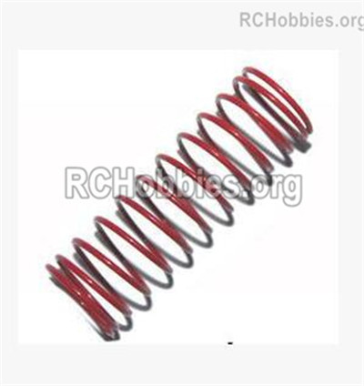 Subotech BG1525 Anti-Shock pressure spring Parts. WTH001.